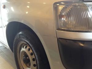 トヨタ プロボックスのデントリペア