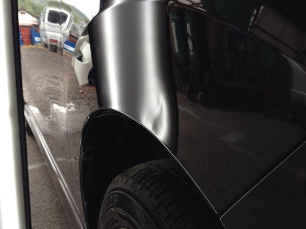 スズキ ワゴンRのデントリペア