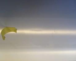 三菱 ekワゴンのデントリペア
