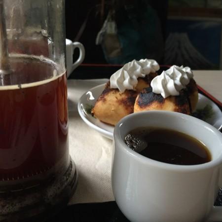 コーヒーセット|カフェ エドモンズ