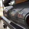 スカイライン R32 GT-Rのデントリペア